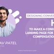 [Designing Conversations] How to Make a Conversational Landing Page for a Workers' Compensation Law Firm
