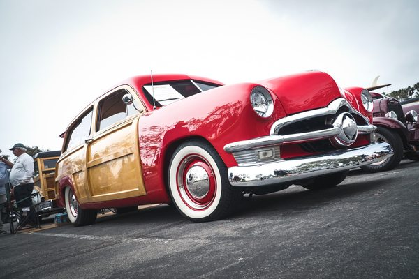 In Photos: Southern California Woodie Club and Car Show