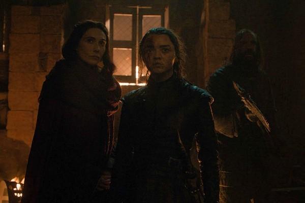 Teorías de 'Juego de tronos': Arya y las palabras de Melisandre sobre los ojos