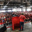 """Economic Freedom Fighters on Twitter: """"[In Pictures]: CIC @Julius_S_Malema addressing Workers and Students at the University of Free State. #CICinFreeState #CICinFreeState #VoteEFF #OurLandAndJobsNow… https://t.co/RVUQcHwX6o"""""""