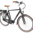 Elektrische fiets: Brinckers Bretagne M8 LTD stadsfiets van eigen bodem - WANT