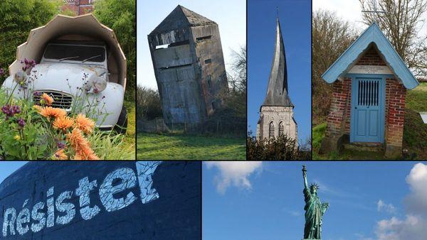 Découvrez 15 monuments insolites du Nord et du Pas-de-Calais - Ontdek 15 ongewone monumenten in Noord-Frankrijk en Pas-de-Calais