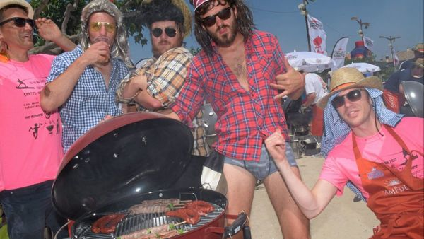 Une grande compétition de barbecue - Inschrijvingen open voor kampioenschap barbecue