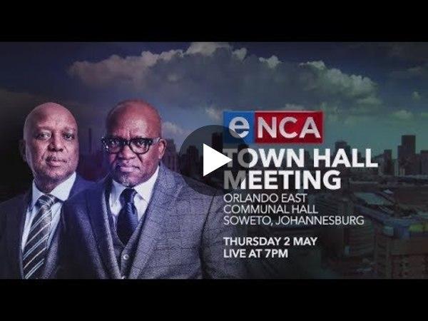 [PREVIEW] #eNCAtownhalldebate - Soweto