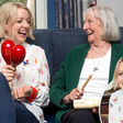 Lauren Laverne wants to make music streaming free for people with dementia