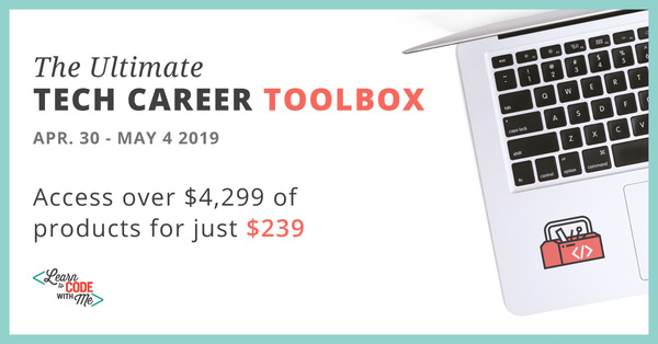 Ultimate Tech Career Toolbox 2019 (promotion)
