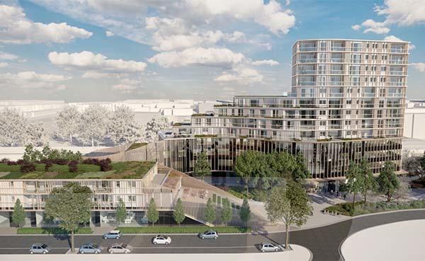 Roulers: le quartier de la gare redessiné par des architectes norvégiens - Noorse architecten hertekenen Roeselaarse stationsbuurt