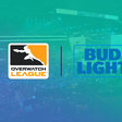 Overwatch League partners with Bud Light as official beer sponsor