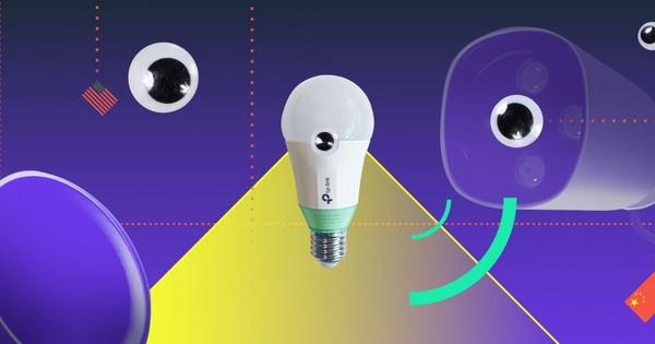 Je slimme verlichting deelt je leven met de hele wereld