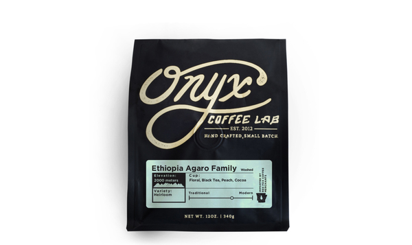 Ethiopia Agaro Family – Onyx Coffee Lab