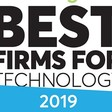 The 2019 Best Firms for Technology