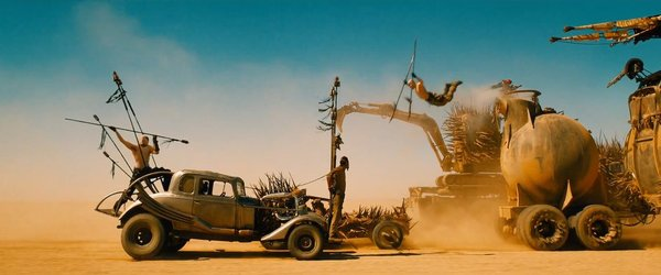 Critics' Poll: 'Mad Max: Fury Road' Named Best Movie of the 2010s | World of Reel