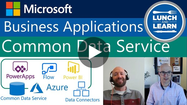 Ep.8) What is the Microsoft Common Data Service? / Empowering Microsoft PowerApps & Power Platform