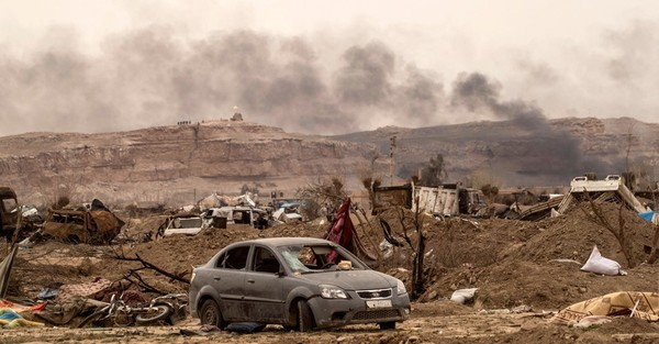 Hassan Hassan: Was ISIS aus meinem Dorf gemacht hat