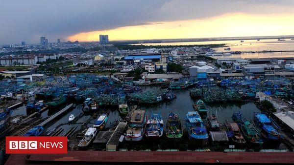 Wie Jakarta in wenigen Jahrzehnten untergehen könnte