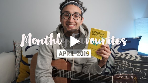April 2019 Favourites - Ali Abdaal