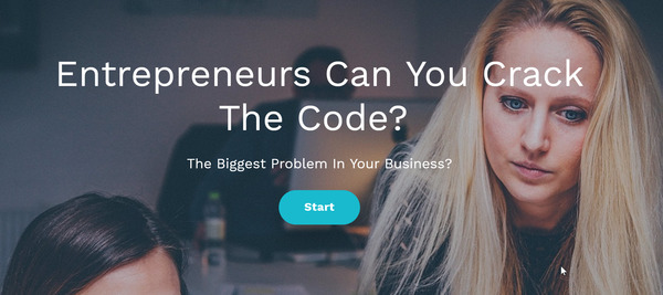 Entrepreneurs Crack The Code To The Biggest Business Problem