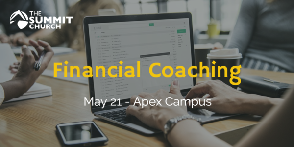 Whether you'd like a second set of eyes on your financial plan or you've never made a budget, we can help you optimize your finances. Our free, confidential, one-on-one financial coaching is available to the community. RSVP by clicking the image above.