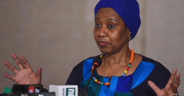 Zuma years were 'terrible': PhumzileMlambo-Ngcuka | eNCA