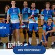 Coníche Topvolleybal Zwolle: 'Zelfsturend werken is een les voor de rest van je leven'