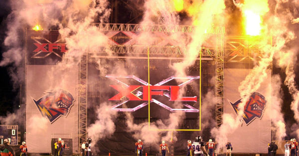 XFL Strikes TV Deals With Fox and Disney