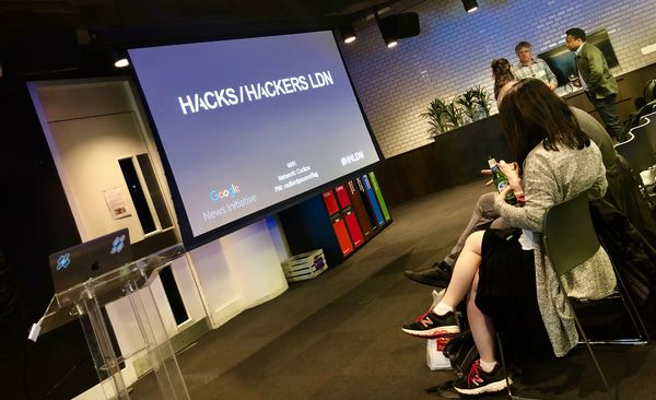Hacks/Hackers London: News for millennial investors, engaged journalism and data leakage to Facebook