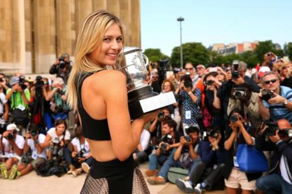 Studying Sharapova: University offers course on Russian star's cultural impact | WTA Tennis