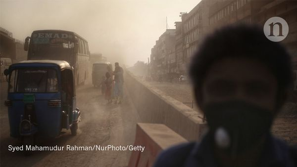 Stop denying risks of air pollution