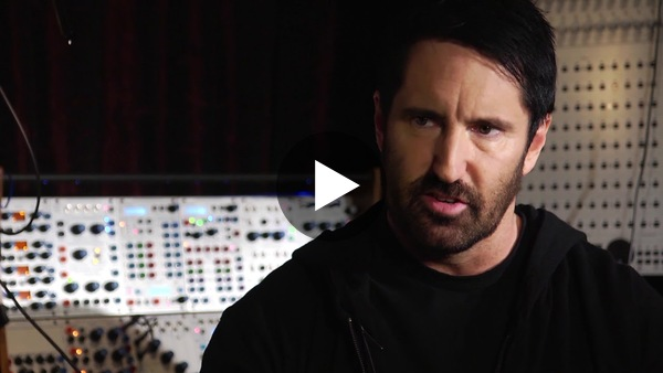 Trent Reznor & Alessandro Cortini, Nine Inch Nails: IDOW Extended Interview #10