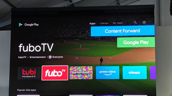 Android TV Gets Revamped Play Store, One-Click Subscriptions