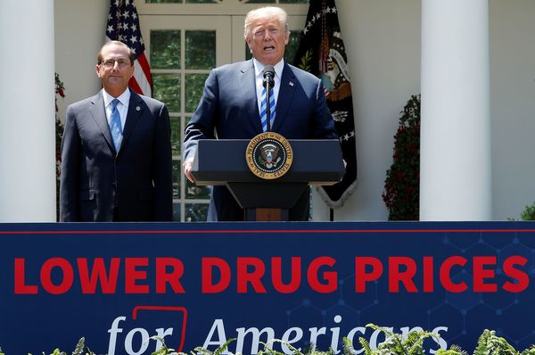 White House requires Big Pharma to list drug prices on TV ads as soon as this summer