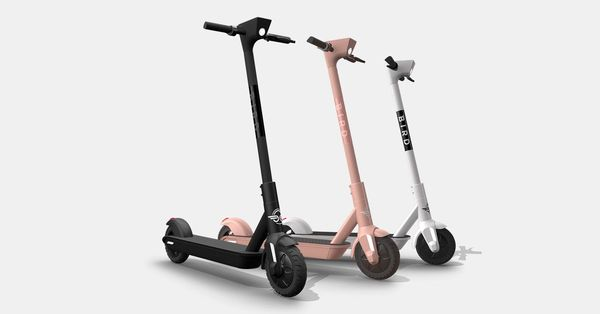 Bird has a new electric scooter: it's durable, comes in three different colors, and you can buy it