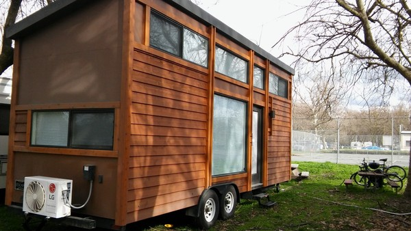 What's It Like to Live in Northern California's First Tiny-Home Community?