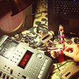 """ᴿᴹᴮᴸᴿˣ on Instagram: """"Working on a 4track ambient piece from a half-speed recording of a happy-apple's chimes."""""""