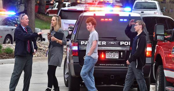 Direct radio link was a lifesaver in Colorado school attack, sheriff says