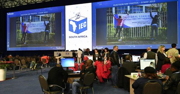 All eyes on IEC boards as election results trickle in | eNCA
