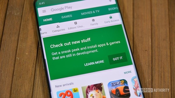 Google Play Store gives 'star-stuck' app ratings a nudge