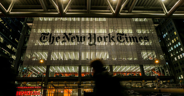 New York Times Company Continues to Add Online Subscribers as Digital Advertising Grows