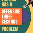 We investigated the one rule NBA refs LOVE to ignore: defensive three seconds—in a fun explainer video!