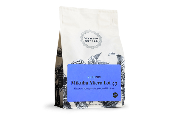 Mikuba Micro Lot 43 – Olympia Coffee Roasting Company