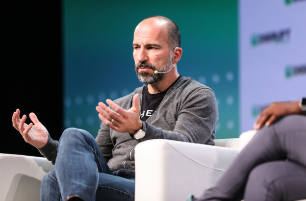 Uber prices IPO at $45 per share, raises $8.1B