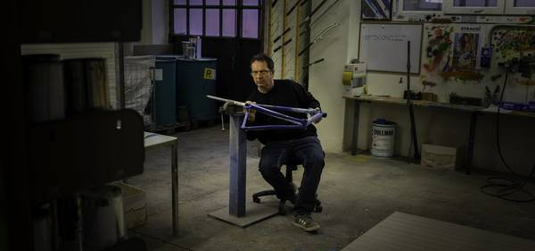 After Dario: Behind the scenes at Pegoretti, a company in mourning