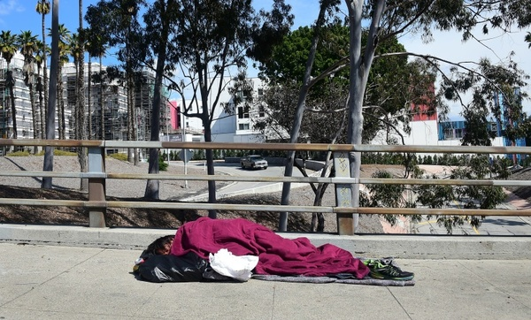 Homelessness Is Getting Worse In Southern California. Here's Why: LAist