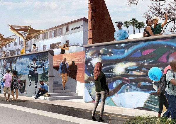 Destination Crenshaw, the iconic open-air museum that will celebrate black Los Angeles - Face2Face Africa