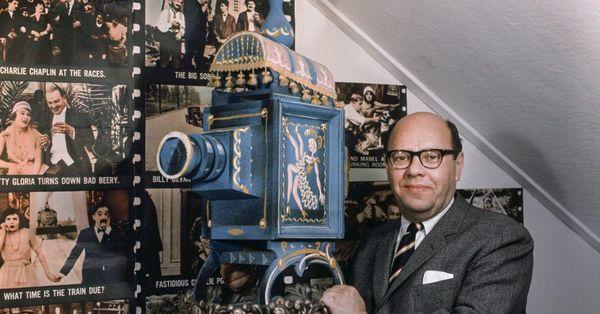 Filmexpert Simon van Collem is vergeten, en dat is doodzonde - NRC