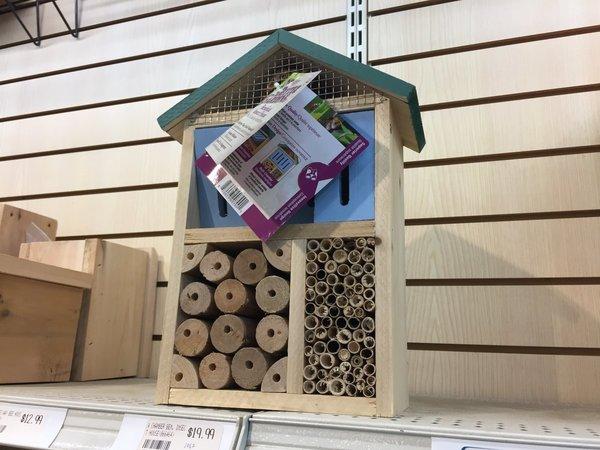 Wie Bienenhäuser aus dem Baumarkt ganze Bienen-Völker zerstören können