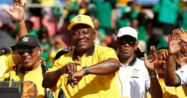 Ramaphosa expected to trim Cabinet | eNCA