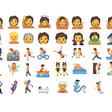 Google brengt set met 53 genderneutrale emoticons uit - WANT