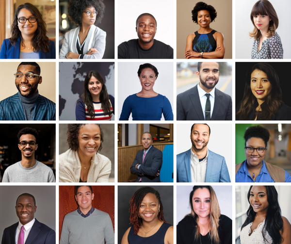 1) Crunchbase: HBCUvc's list of Black and Latinx 'Rising Stars In Venture Capital'