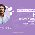 How to Make a Chatbot for a Credit Card Marketing Campaign